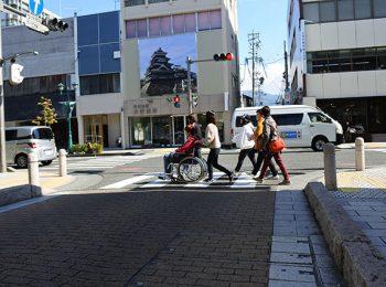 松本短期大学様 車椅子の体験学習の密着取材に行ってきました!③〜いつもは見えないことも見えた編
